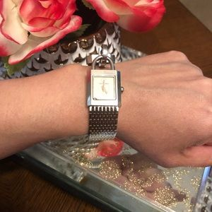 Tory Burch Watch Stainless Steel